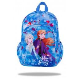 Mochila escolar TOBY Disney - Frozen blue