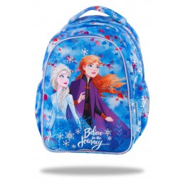 Mochila escolar JOY S Disney - Frozen blue