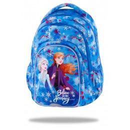 Mochila escolar SPARK Disney - Frozen blue