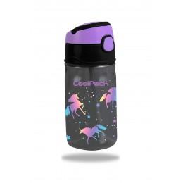 Botella de agua reutilizable HANDY Dark unicorn