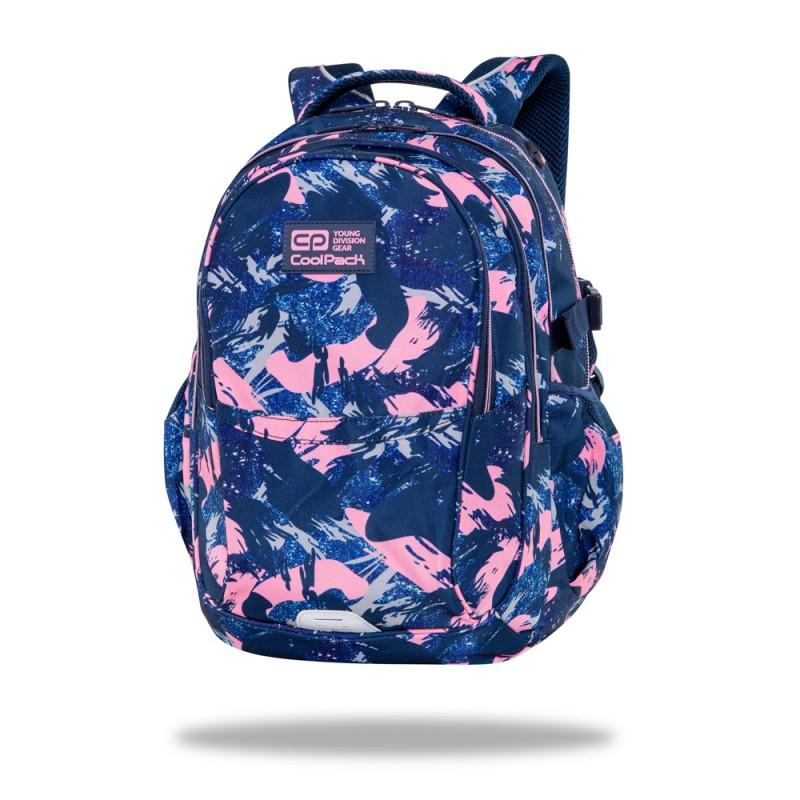 Mochila escolar FACTOR Pink strokes