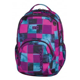 Mochila escolar SMASH Plaid