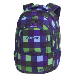 CMochila escolar COLLEGE (Small Logo) Criss Cross