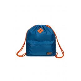 Mochila saco URBAN Teal/Orange