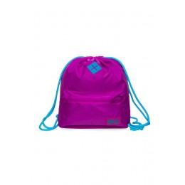 Mochila saco URBAN Pink/Jade