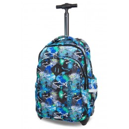 Mochila Duo Lime Abstract