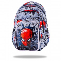 Mochila escolar Disney SPARK - Spiderman black