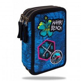 JUMPER III - Plumier tres pisos - Parches Surfing Blue
