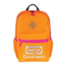 Mochila sport JUMP Orange Neon