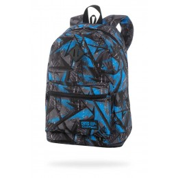 Mochila escolar CROSS Blue iron