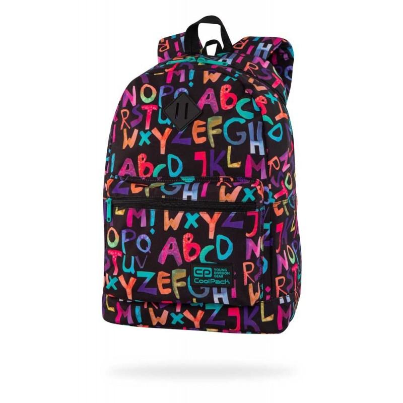 Mochila escolar CROSS Alphabet