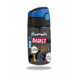 Botella de agua reutilizable HANDY Basketball