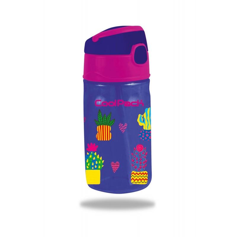 Botella de agua reutilizable HANDY Cactus