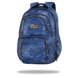 Mochila escolar AERO Foggy blue