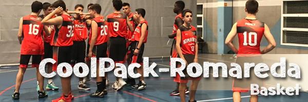 portada CoolPack Romareda basket