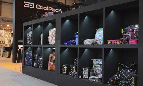 stand de CoolPack en Intergift
