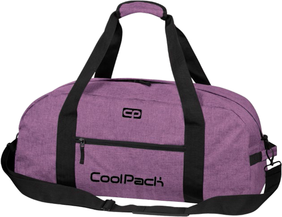 Bolsa de deporte Alpina Snow Purple